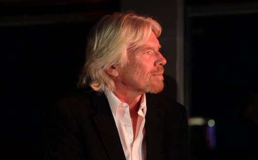 fundador de virgin richard branson