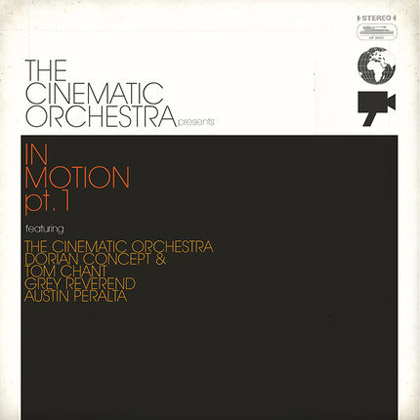 portada nuevo album cinematic orchestra in motion 1