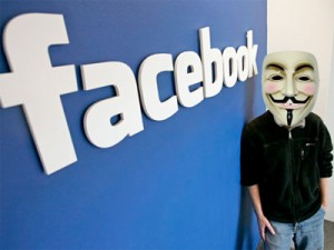 Anonymous Was Not Behind The Recent Attack on Facebook