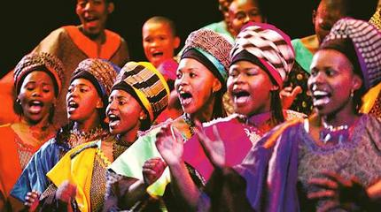 Soweto+Gospel+Choir