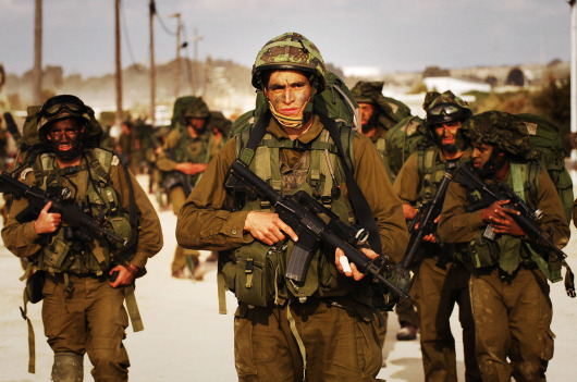 (Photo by IDF via Getty Images)