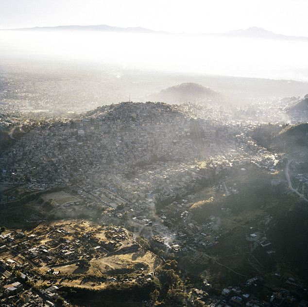 Amazing Aerial Views Of Mexico City