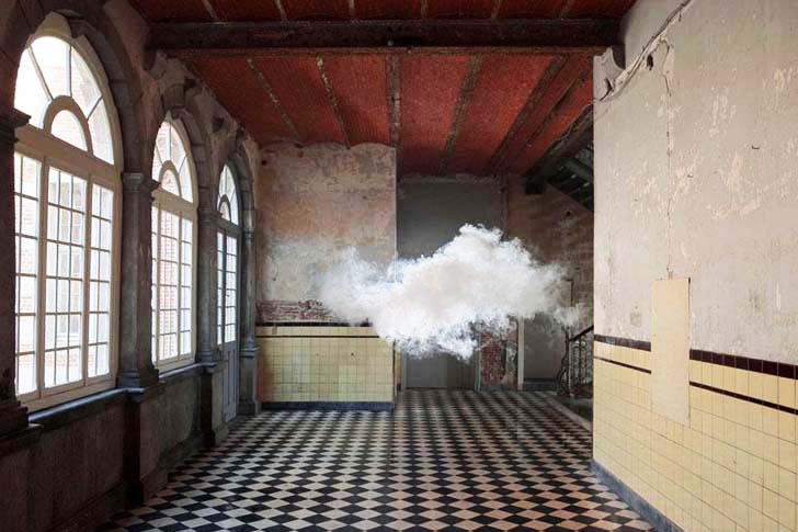 Cloud Berndnaut Smilde