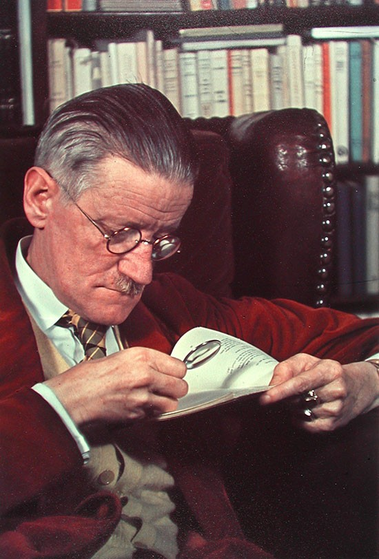 James Joyce, 1939