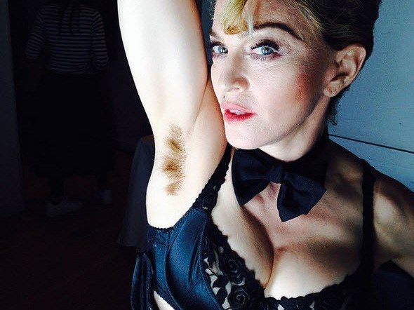 Madonna (via Instagram)
