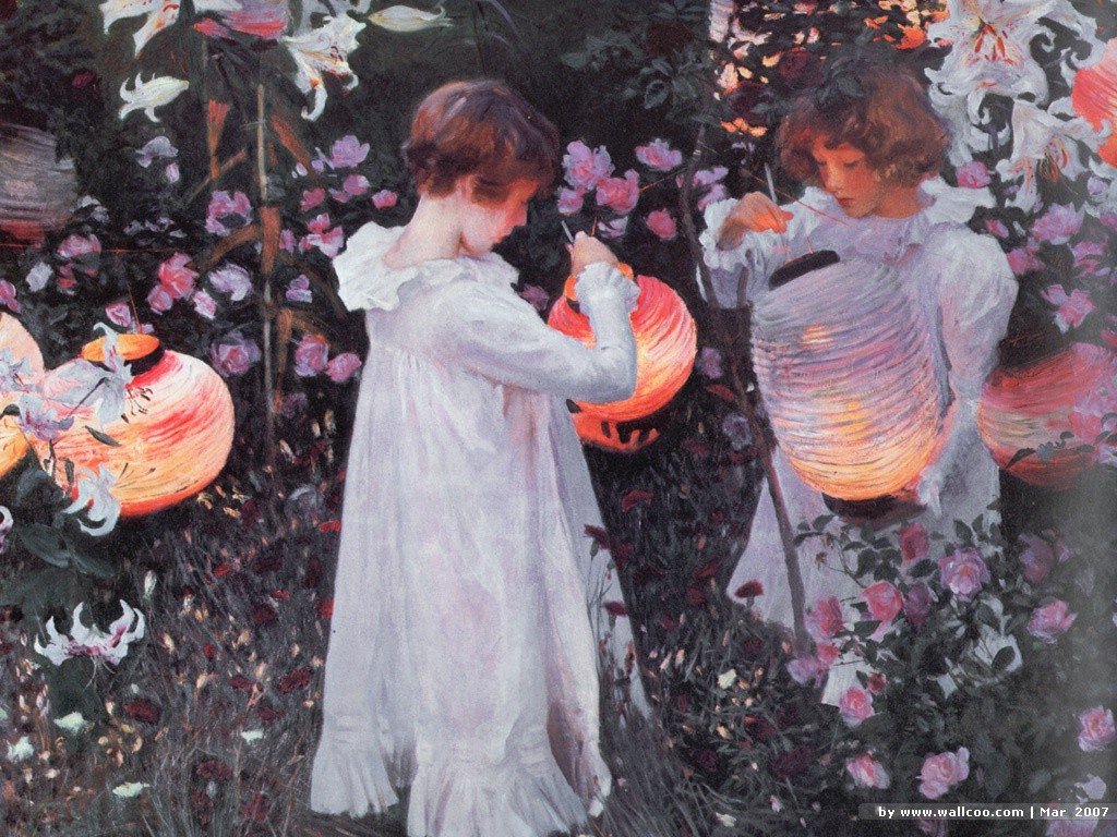 [wallcoo]_Sargent_Carnation_Lily_Lily_Rose