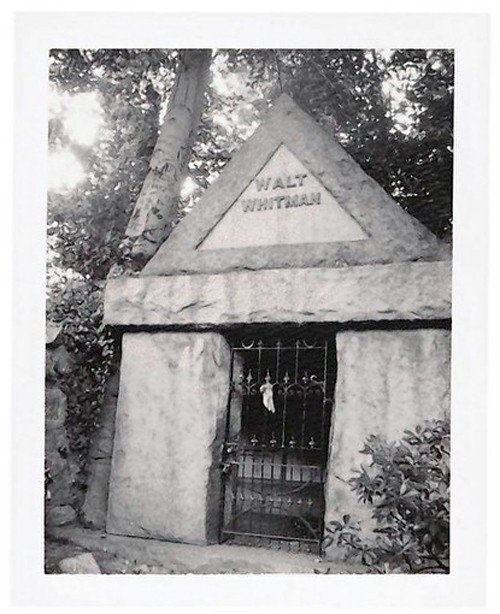 """Walt Whitman's Tomb, Camden, NJ"""