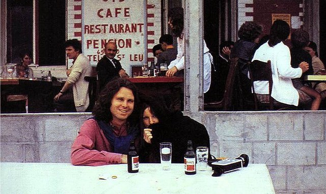 Last Known Photos of Jim Morrison (4)