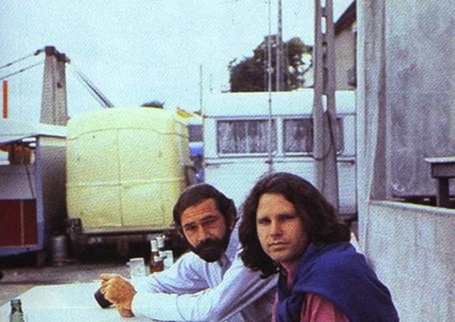 Last Known Photos of Jim Morrison (9)