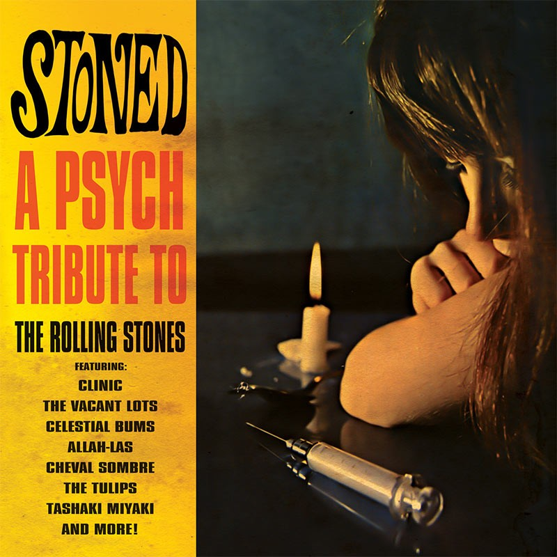A Psych Tribute To The Rolling Stones - VA